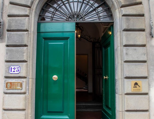Residenza Covoni Entrata