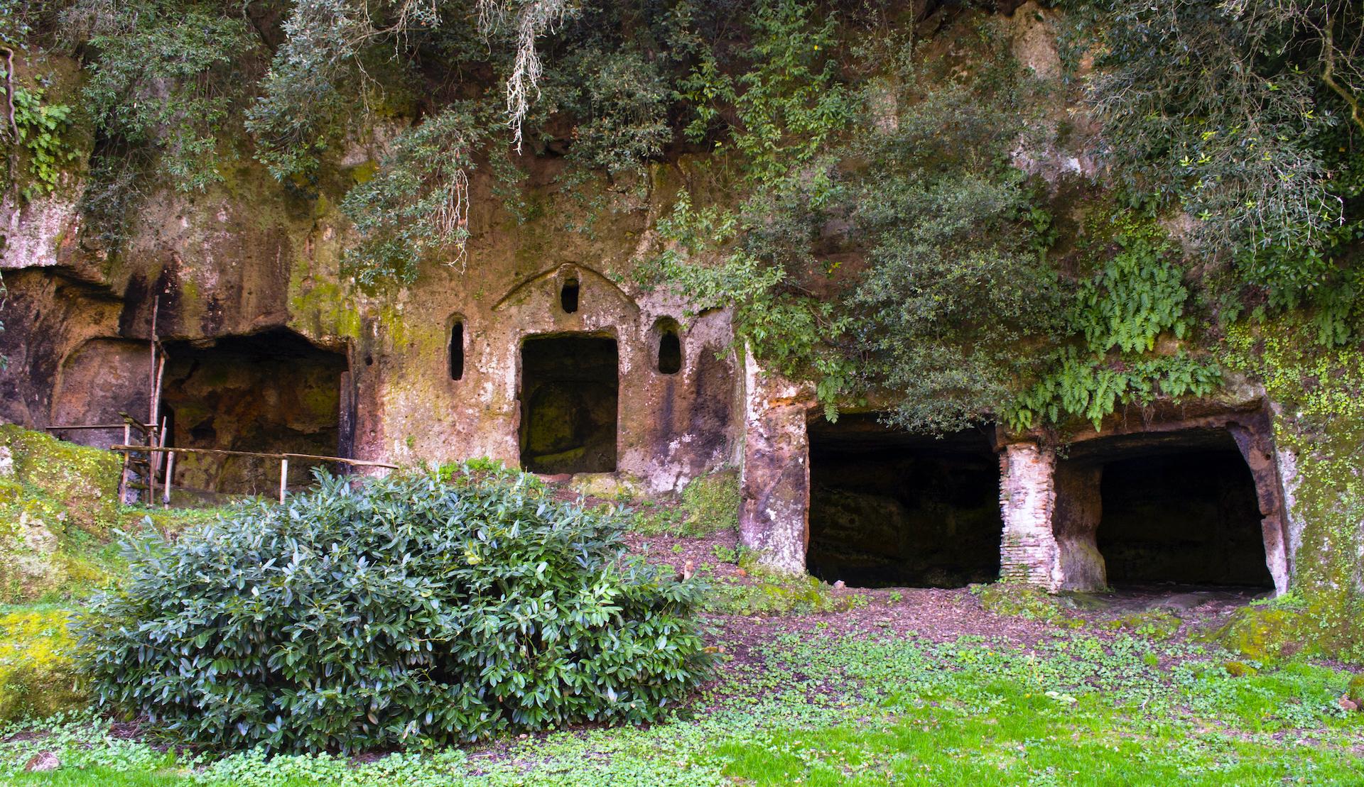 le residenze a firenze trekking tombe etrusche