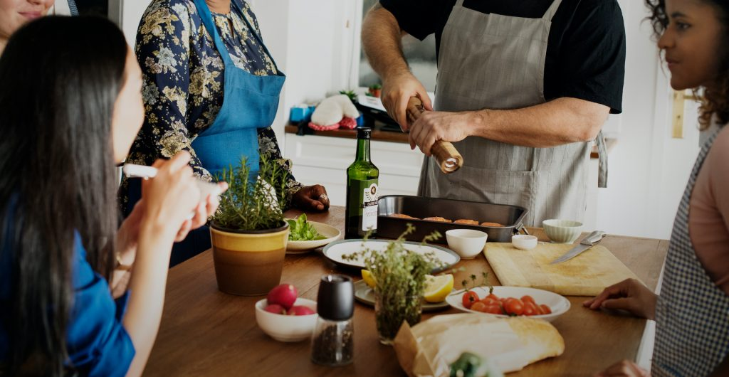le residenze a firenze cooking class in appartamento