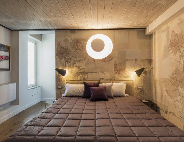 Camera Duomo - letto