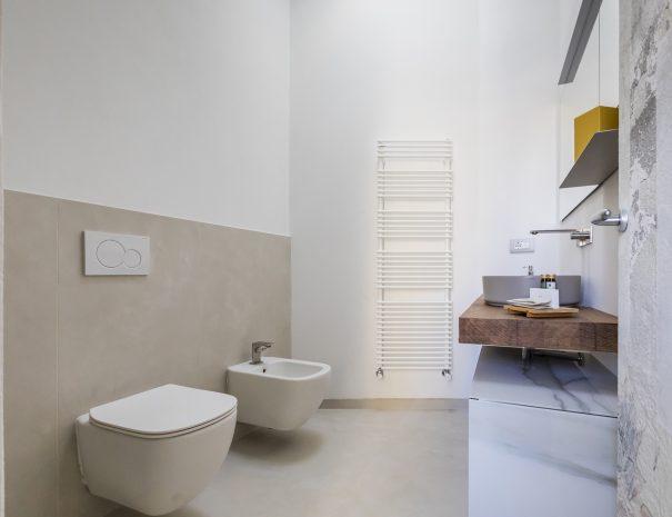 Camera Duomo - bagno