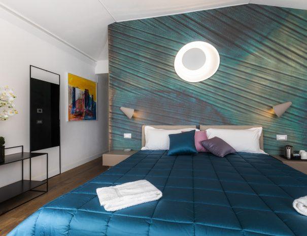 Camera Pitti - letto